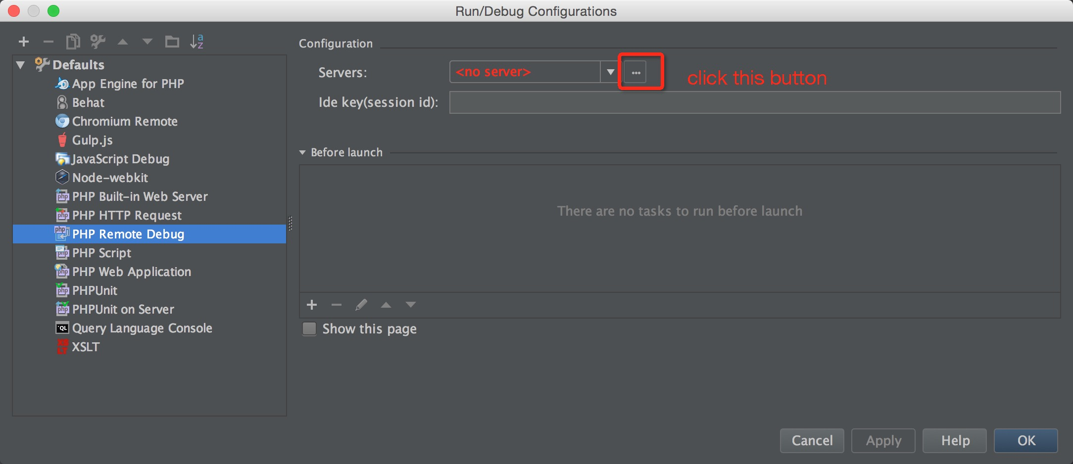 how to use xdebug php
